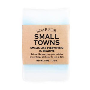 whiskey river soap Whiskey River Small Towns Soap
