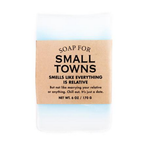 whiskey river soap Whiskey River Small Towns Soap SMA-S