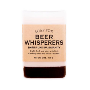 whiskey river soap Whiskey River Beer Whisperer Soap