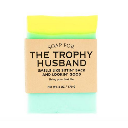 whiskey river soap Whiskey River Trophy Husbands Soap