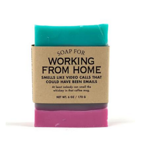 whiskey river soap Whiskey River Working from Home Soap