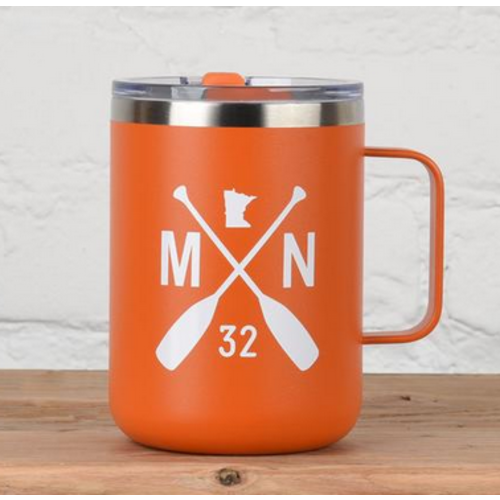 Sota Clothing Sota Fox Camper Mug Orange