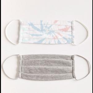 Z Supply Z Supply Tie Dye Facemask Pack
