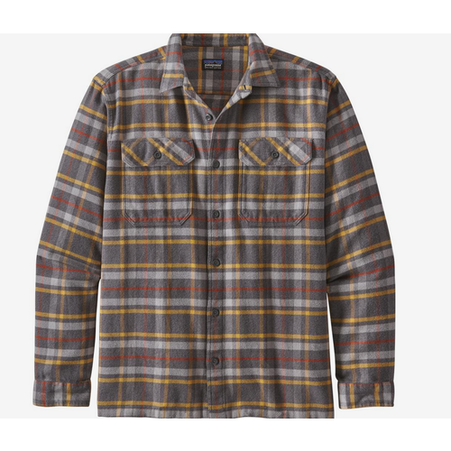 Patagonia Patagonia M's LS Fjord Flannel IFGR