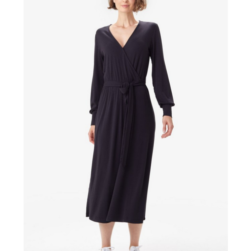 Lole Lole Villeray Wrap Dress Black