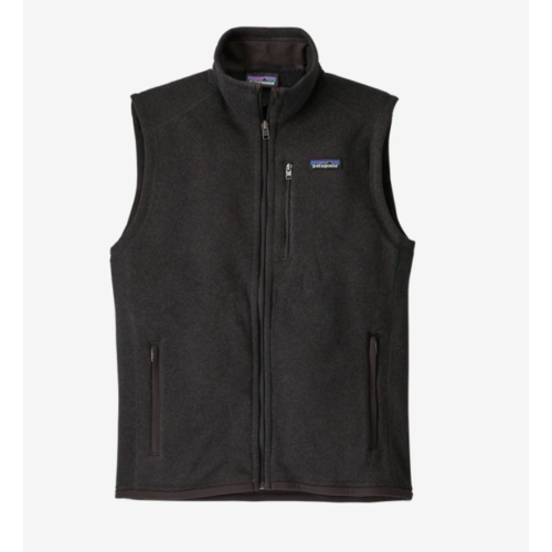 Patagonia Patagonia M's Better Sweater Vest BLK 25882