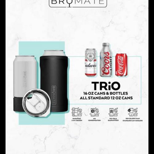 brumate Brumate Hopsulator Trio 3in1 Rainbow Titanium HT16ELE