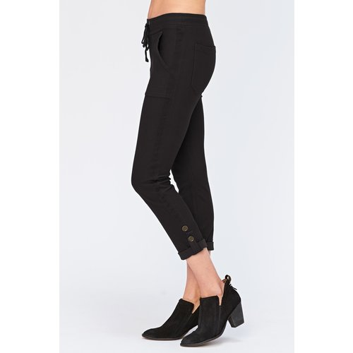 XCVI Sturges Relaxed Legging BLK 22455