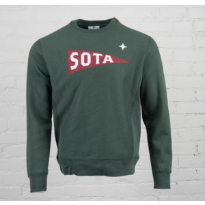 Sota Clothing Sota Emerald Unisex Crewneck Alpine Green