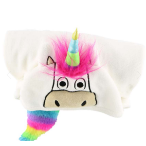 lazy one Lazy One Unicorn Critter Blanket