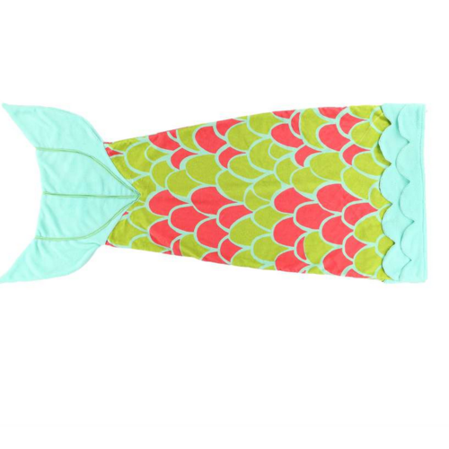 lazy one Lazy One Mermaid Tail Blanket