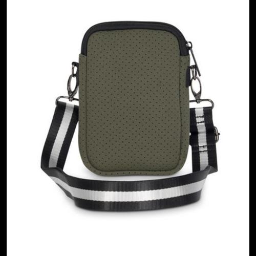 haute shore Haute Shore Casey Cell Phone Bag Reserve Army/Blk