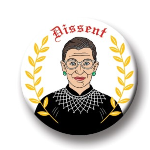 The Found Magnet RBG Dissent