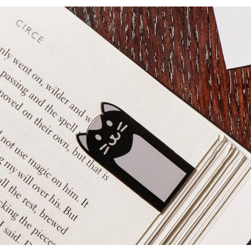 Kikkerland Kikkerland Magnetic Bookmark Cats ST111