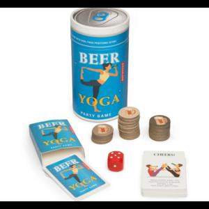 Kikkerland Kikkerland Beer Yoga