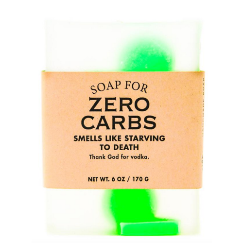 whiskey river soap Whiskey River Zero Carbs Soap ZCA-S