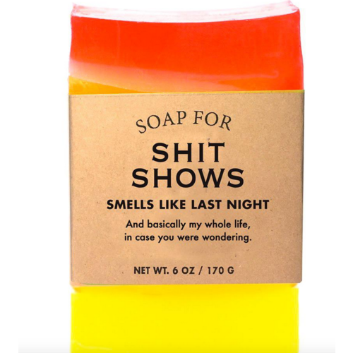 whiskey river soap Whiskey River Shit Shows Soap SHI-S
