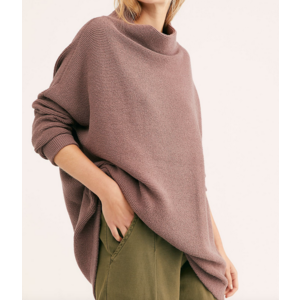 free people Free People Ottoman Slouchy Tunic Nutmeg