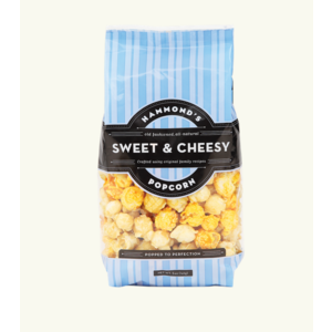 hammonds candies Hammonds Popcorn Sweet and Cheesy