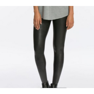 Spanx Spanx Faux Leather Leggings Blk