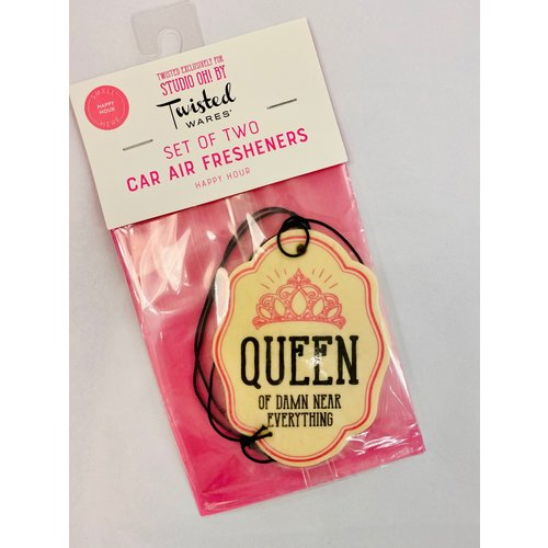 studio oh! Studio oh! Queen of Everything Air Freshener