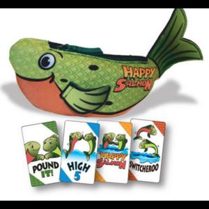 Continuum Games Happy Salmon Game Green Fish