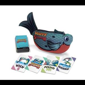 Continuum Games Happy Salmon Game Blue Fish