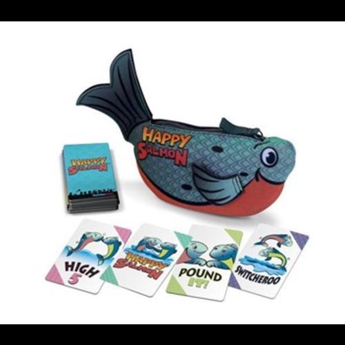 Continuum Games Happy Salmon Game Blue Fish NSG601