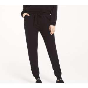 Z Supply Z Supply Jordan Fleece Jogger Black