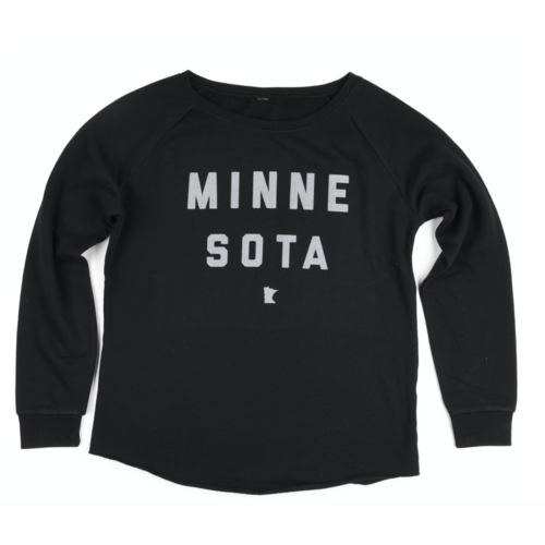 Sota Clothing Sota Warroad W's Crewneck Black