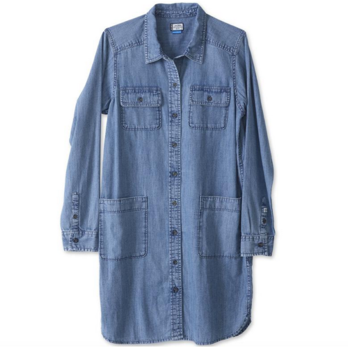 KAVU Kavu Wahalla Shirt Dress Washed Out 6155