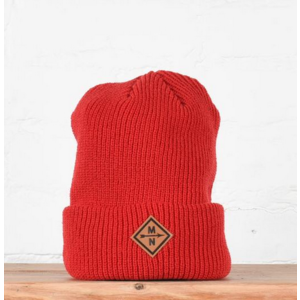 Sota Clothing Sota Red Wing Beanie Red