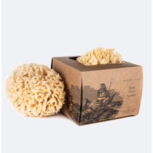 Baudelaire Soaps Wool Sponge Boxed Small