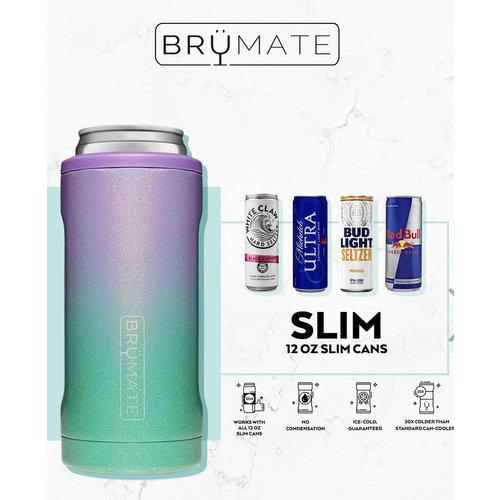 brumate Brumate Hopsulator SLIM Can Cooler DARK AURA HS12DA
