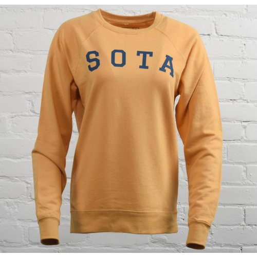 Sota Clothing Sota Golden Unisex Crewneck Gold