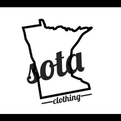 Sota Clothing Sota SOTA Decal Black