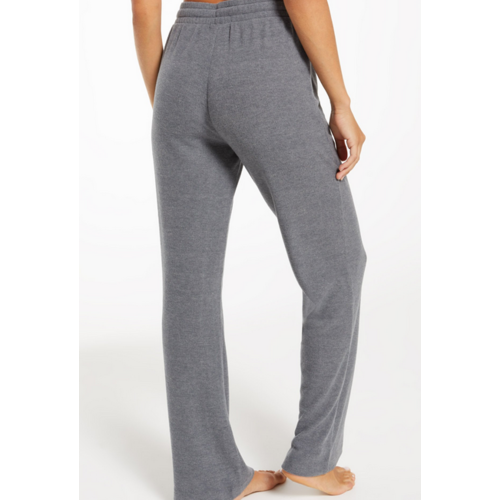 Z Supply Z Supply Go with the Flow Pant Pewter ZLP211326