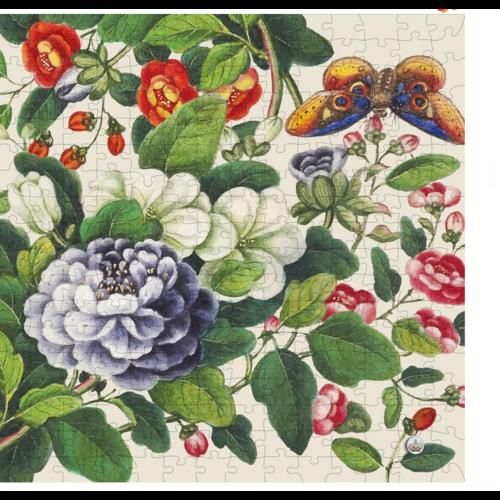 tech candy Trove I Go Puzzle 250 Vintage Botanic