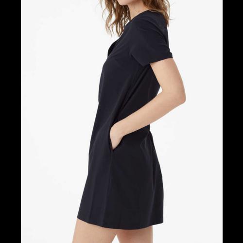 Lole Lole Gateway Dress S/S BLK LSW3979