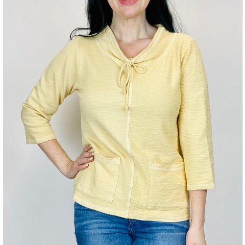 color me cotton Color Me Cotton Haitlhat Shirt Daffodil