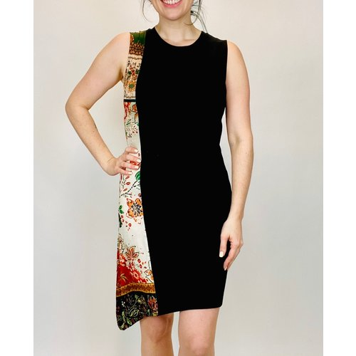 Desigual Thaiyu Dress Negro