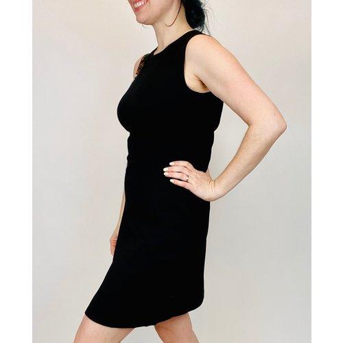 Desigual Thaiyu Dress Negro 21SWVK28