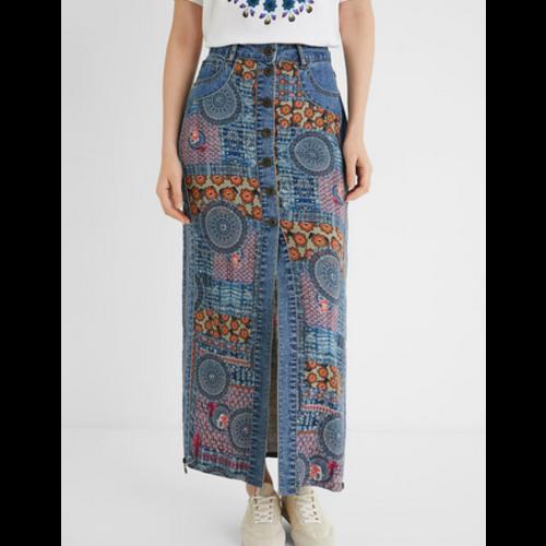 Desigual African Skirt 5027 21SWFW26