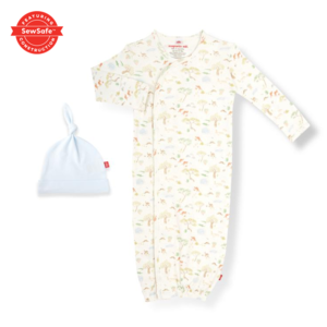 magnificent baby Mag Baby Land Down Under Gown Set