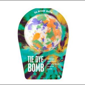 Da Bomb Da Bomb Tie Dye Bomb White