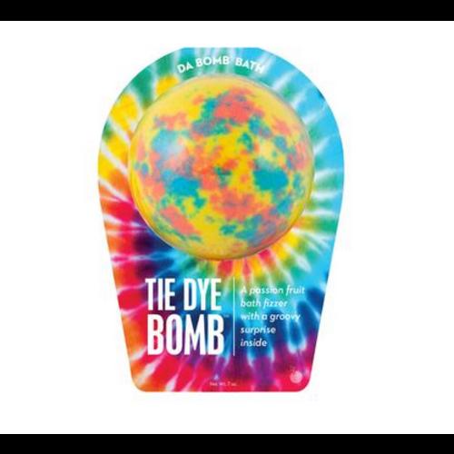 Da Bomb Da Bomb Tie Dye Bomb Yellow