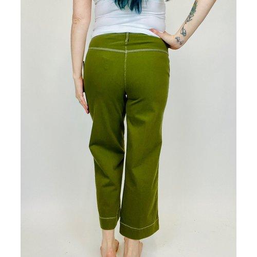 Lysse Lysse Jade Wide Leg Khakie Jung 2789