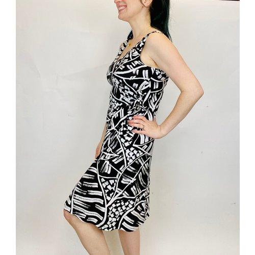 Nic & Zoe Moonlit Palm Dress BLM S201208