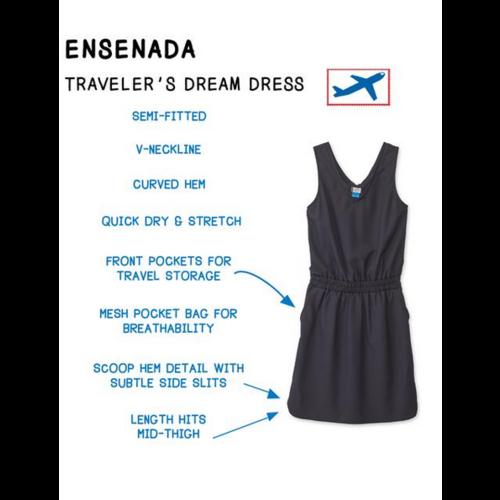 KAVU Kavu Ensenada Dress Batik Playa 6095