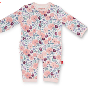 magnificent baby Mag Baby Mayfair Magnetic Coverall